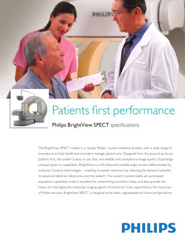 Patients first performance