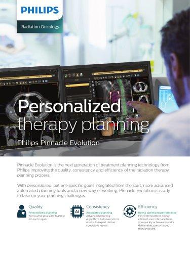 Pinnacle³ Dynamic Planning