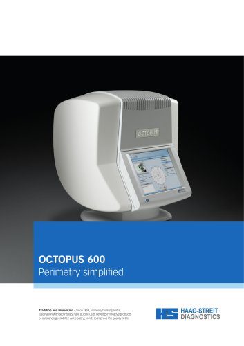 OCTOPUS 600