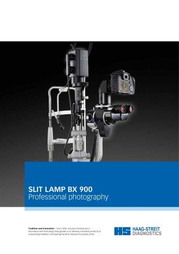 SLIT LAMP BX 900
