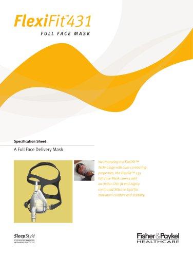 FlexiFit?431 Specification Sheet