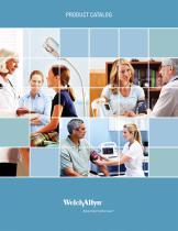 Welch Allyn Master Product Catalog, Full Line Catalog