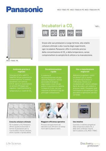 MCO-170AIC IncuSafe Incubatori a CO2