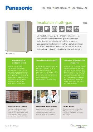 MCO-170M(UVH) IncuSafe Incubatori multi-gas