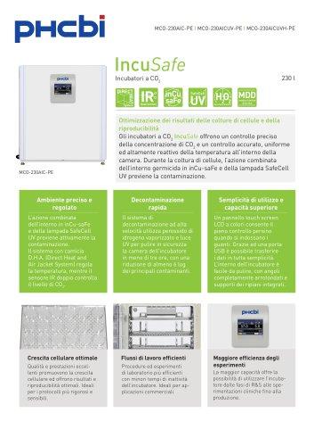 MCO-230AIC-PE Incubatori a CO2