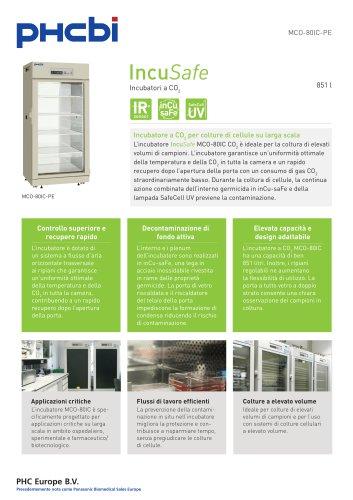 MCO-80IC-PE Incubatore a CO2