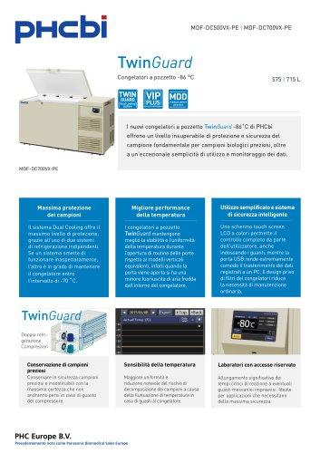 MDF-DC500/700VX-PE Congelatori a pozzetto -86 °C