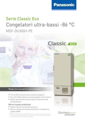 MDF-DU300H PRO ECO Congelatori ultra-bassi -86 °C