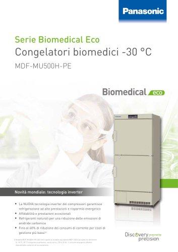 MDF-MU500H Congelatori biomedici -30 °C