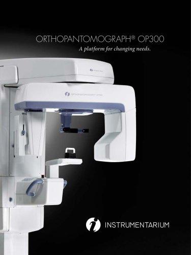 ORTHOPANTOMOGRAPH® OP300 PANORAMIC