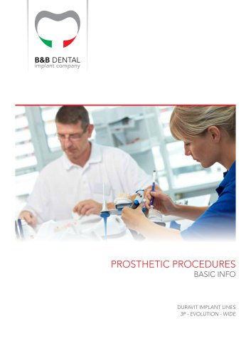 Prosthetic Procedures