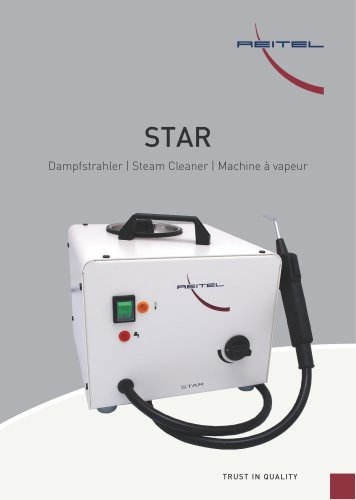 STAR Steam Cleaner