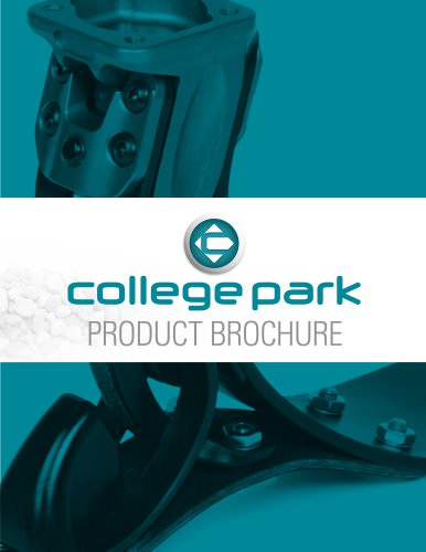Product Brochure 2014