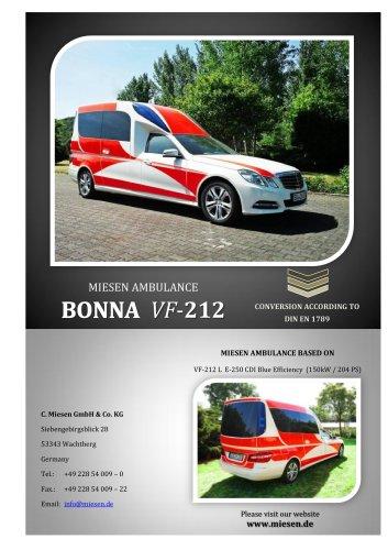 Bonna VF212
