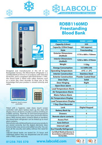 RDBB1160MD