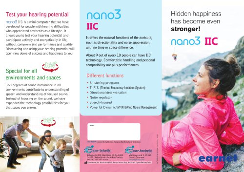 Nano3 IIC