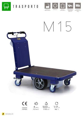 M15 Carrello elettrico