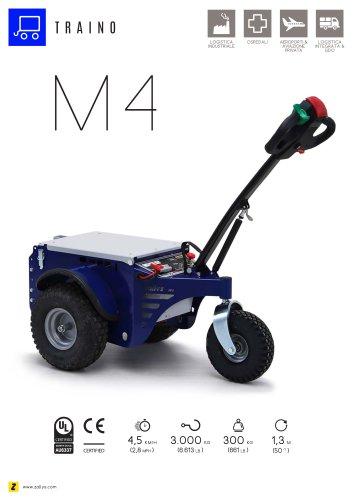 M4 Trainatore elettrico
