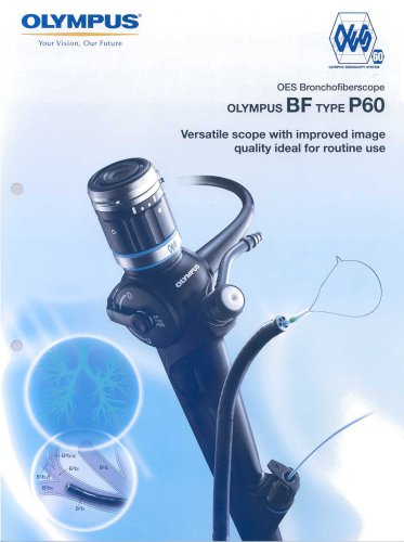 Olympus BF Type P60 Bronchofiberscope