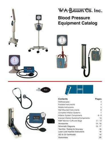 Mobile Instruments Baumanometer ® Standby ® M odel