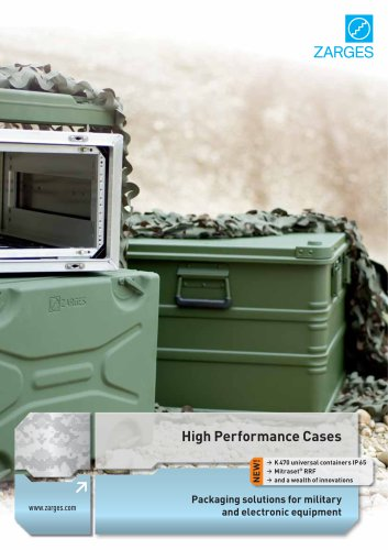 High Performance Cases