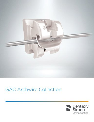 GAC Archwire Collection