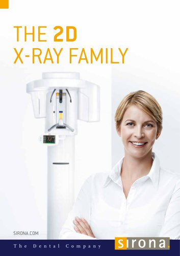 The 2D X-ray family