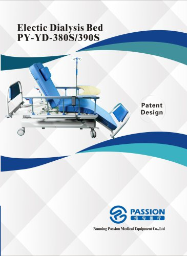 Electric Dialysis Bed