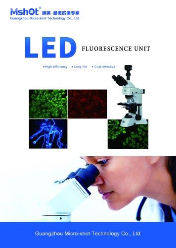 fluorescence unit
