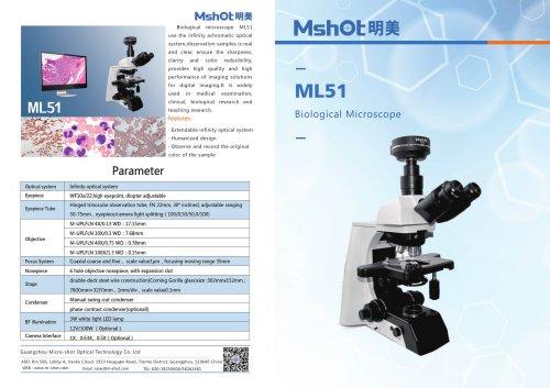ML51 Biological Microscope