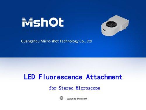 MZX-BG-LED | Stereo fluorescence illumination