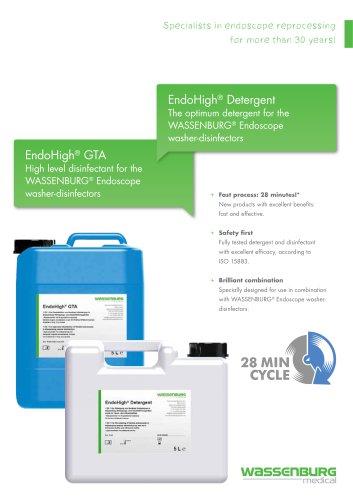 Endohigh GTA-Detergent