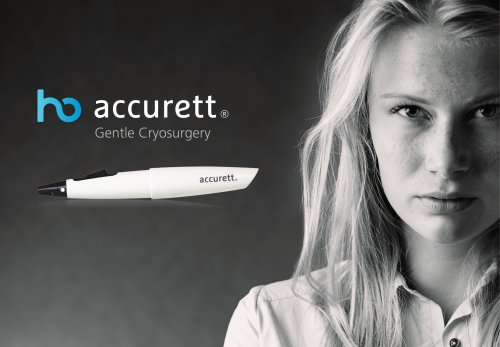 Accurett - Medical extended business card