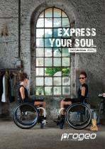 - Catalogue Progeo - EXPRESS YOUR SOUL Collection 2014