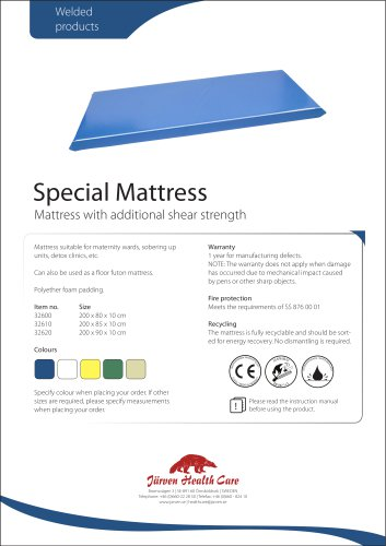Special Mattress