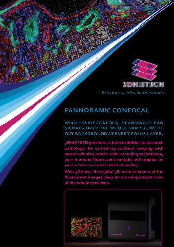 Pannoramic Confocal